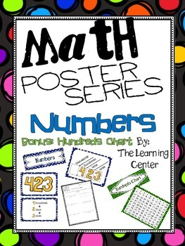 Poster Mini Series: Numbers