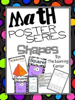Poster Mini Series: Shapes