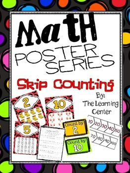 Poster Mini Series: Skip Counting