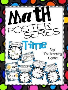 Poster Mini Series: Time