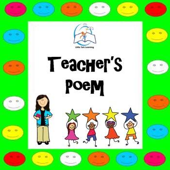 Poem for Teachers
