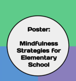 Poster: Practical Wellness Practices - Elementary downloadable poster