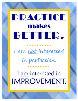 Poster: Practice Makes Better