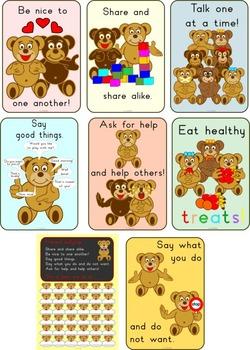 Poster Prevent bullying!