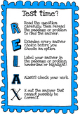 Poster RELAX test strategies