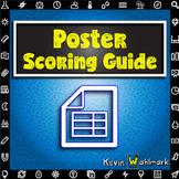 Poster Scoring Guide Rubric