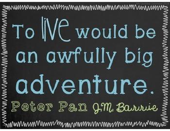 Poster Set: Children's Book Quotes