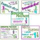 Poster Set:  Fractions