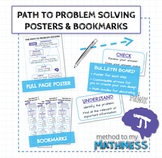 POSTER SET for Problem Solving Strategies and Reusable Template