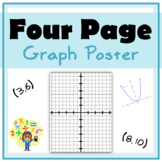 Poster Size Graphs (Four Pages Each)