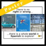 Poster Spanish Variations (English)