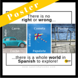 Poster Spanish Variations (English)