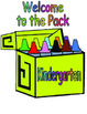 Poster (Welcome to...) - Theme Crayon Box