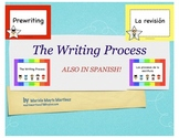 Poster for the Super hero Writing Process