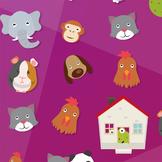 Poster-jeu : où sont les animaux