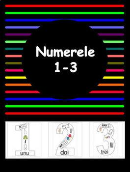 Numerele 1 - 3