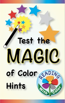 Reading With Color FREEBIE: The Magic of Using Five Colors for Phonics