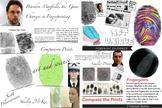 Fingerprint - Forensic - Evidence - Mayfield - McKie et al - FREE POSTER