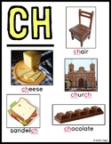 Poster or Handout of /CH/ Digraph – English Phonics