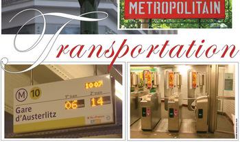Poster to print 20 x 30: Paris Metro