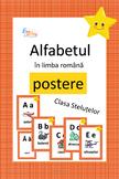 Postere cu litere pentru clasa stelutelor