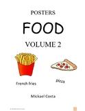 Posters: Food, volume 2  (#1106)