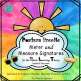 Posters Freebie: Meter and Measure Signature