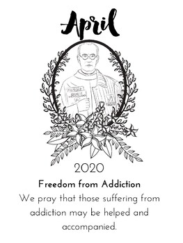 Posters | Pope Francis Intentions of 2020