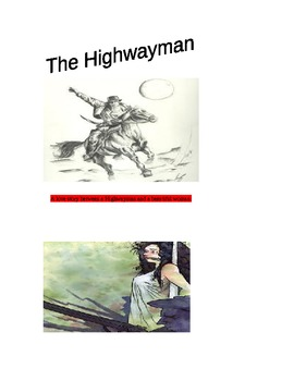 Posters-The Highwayman