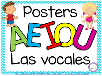 Posters Vocales