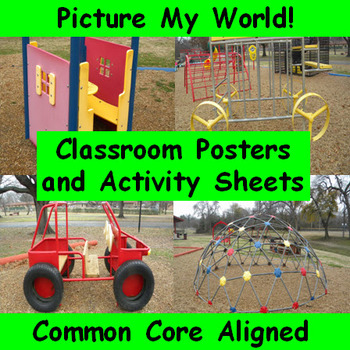 Geometry Shapes In 2d Two Dimensional By Shari Beck Tpt