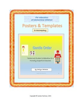 Classroom Forms, Classroom Posters, Incentives and Templates