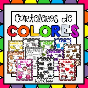 Pósters de Colores