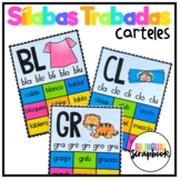 Posters de Silabas Trabadas (Blends Posters)