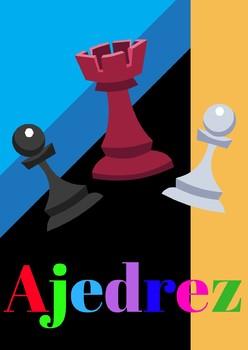 Posters de ajedrez