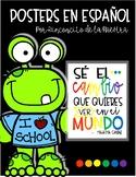 Posters de frases en español