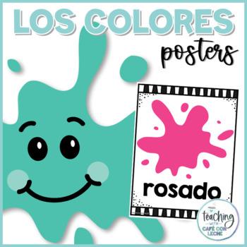Pósters de los colores / Color Posters