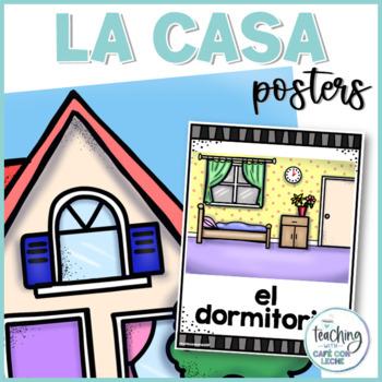 Pósters de la casa / House Posters