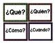 Posters de los Signos de Puntuación 2- Spanish Punctuation Posters Set 2