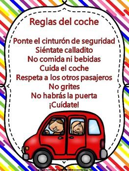 Posters de reglas