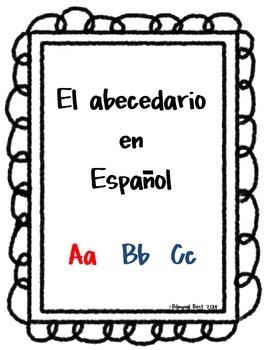 Posters del Abecedario