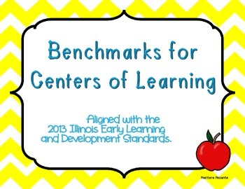 Posters for Centers of Learning