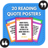 Posters for High School Libraries - 20 Quotes About the Jo