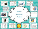Writers' Workshop Posters