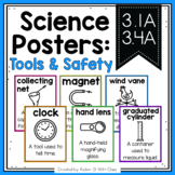 Posters for Science Safety and Science Tools
