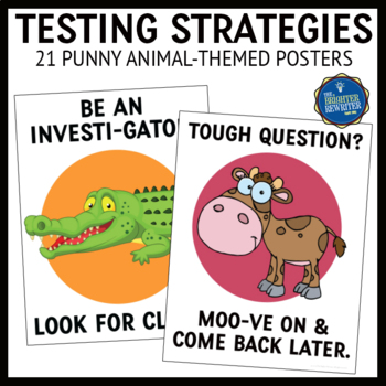 Test Strategies Posters