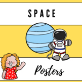Posters for Understanding Earth and Space Systems - Grade