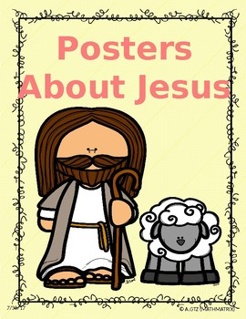 Posters for church