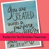 Posters for the Christian Classroom: You Are ...