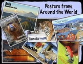 Posters from Around the World Set 1